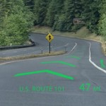 The World's First Holographic Navigation System Arrives for U.S. Drivers