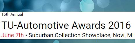 TU-Automotive Awards