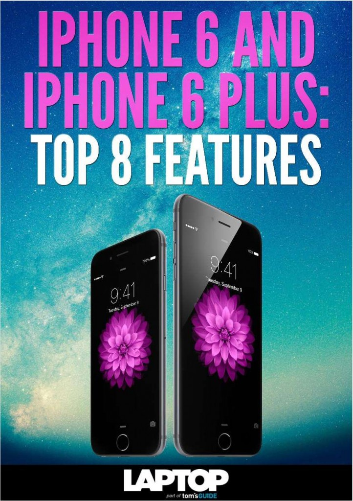 iPhone 6 and iPhone 6 Plus: Top 8 Features