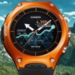 Casio to Release the Smart Outdoor Watch Wrist Device with Android Wear
