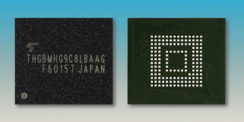 Toshiba Launches e・MMC NAND Flash Memory for Automotive Applications