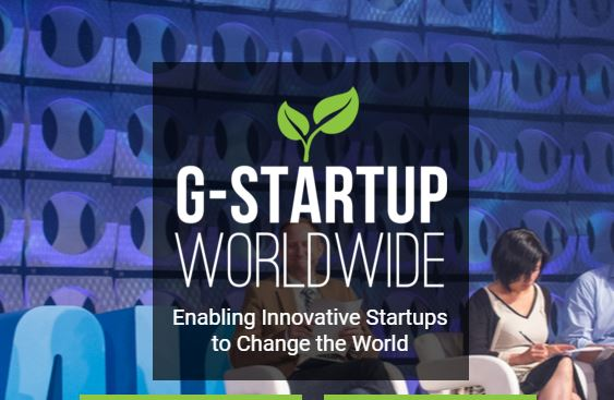 G-Startup Worldwide competition