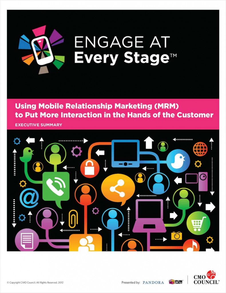 Mobile Relationship Marketing (MRM)