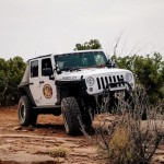 The Warrior Jeep Team to Navigate the Trans-America Trail with Magellan's eXplorist TRX7