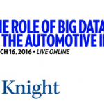 Webcast on Big Data and Security in the Automotive Industry