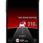 TomTom Jam Ahead Warnings alert drivers to rapidly slowing or stationary traffic on the highway ahead. (Photo: Business Wire)