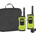 Motorola Solutions Offers Radios that Float