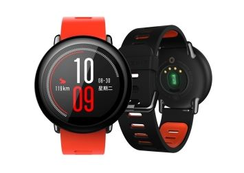 The Amazfit PACE is a GPS-enabled running watch