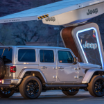 Jeep® Brand Creates Jeep 4xe Charging Network