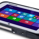 Panasonic Introduces The Toughpad FZ-M1 Fully-Rugged 7-Inch Tablet With Windows 8.1 Pro