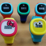 Meet hereO: A colorful GPS watch with kids in mind