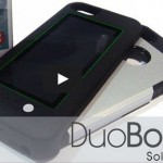 DuoBoost Solar Case: Free Yourself from Wall Charging