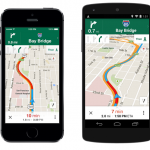 Google Maps gains lane guidance, improved offline caching and Uber cab support in latest mobile update