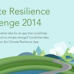 opportunity knocks – Esri Climate Resilience App Challenge