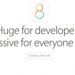 Apple Unveils iOS 8, the Biggest Release Since the Launch of the App Store