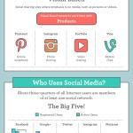 Social strategy Infographic