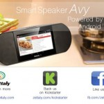 Avy: The Smart Speaker Powered by Android