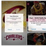 Cleveland Cavaliers Enhance Fan Experience with Gimbal Proximity Beacon Technology