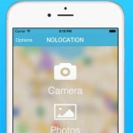 iOS App Tip – Easily remove EXIF data from your photos with noLocation