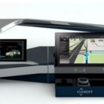 Luxoft chooses TomTom NavKit for its AllView™ car infotainment reference design platform