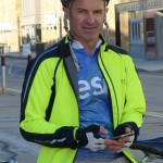 Cycling enthusiast Tim Price believes his app could stop thousands of tragic cycling deaths around the world
