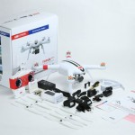 """The AEE AP11 Pro drone comes with """"Follow Me"""" feature to follow its user."""