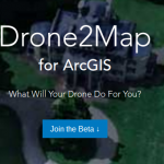 App Turns Still Imagery Captured by Drones into 2D and 3D Products