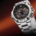 Casio G-SHOCK To Release New MR-G Hybrid GPS