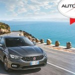 All new Fiat Tipo and New 500 premiered with embedded TomTom Connected Navigation