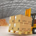 Modern logistics count on robots to enhance productivity