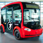 Mobileye, Transdev ATS and Lohr Group to Develop and Deploy Autonomous Shuttles